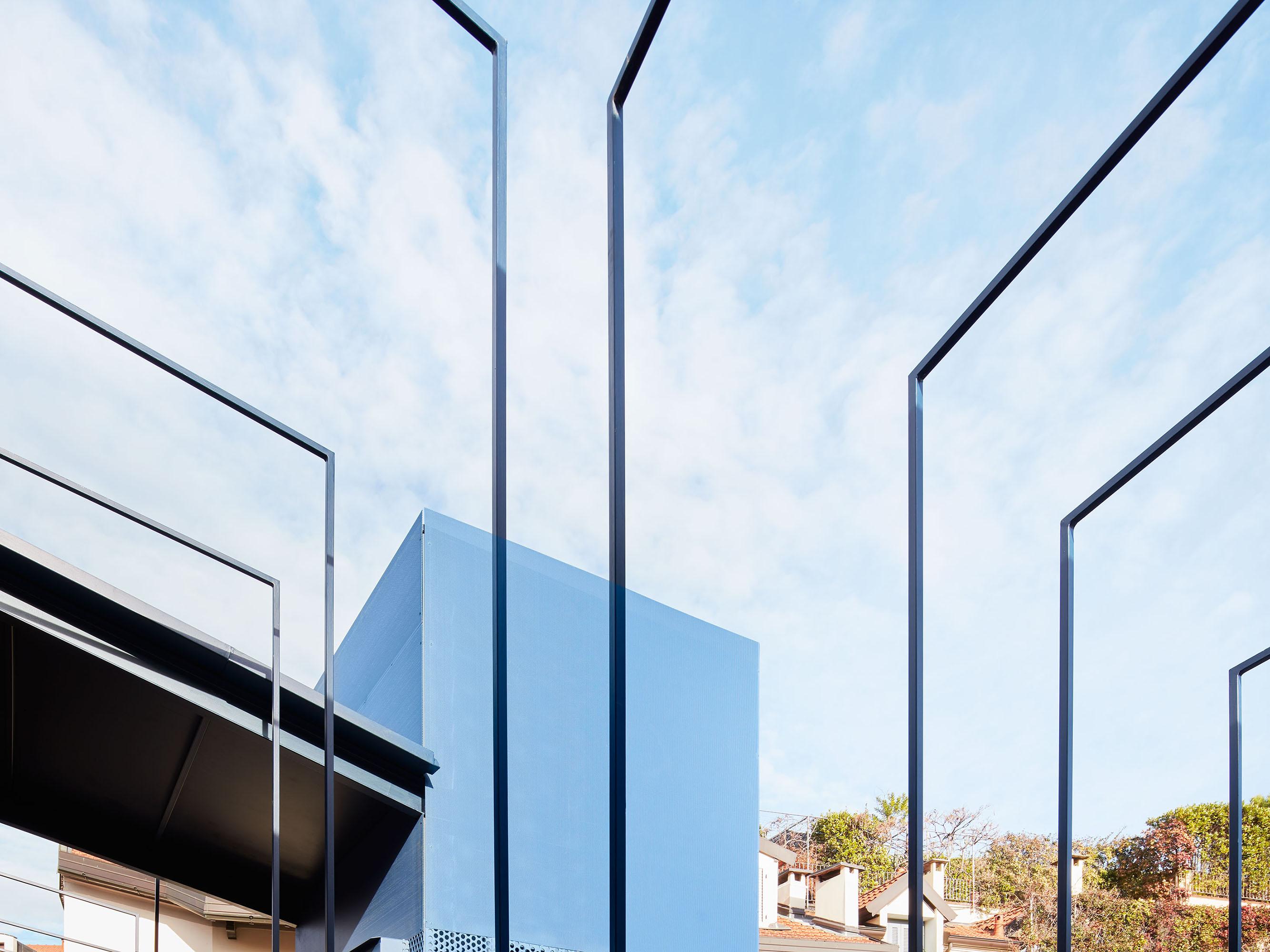 Blu Moon - TCH Società d'architettura S.r.l. - Photo: Omar Sartor