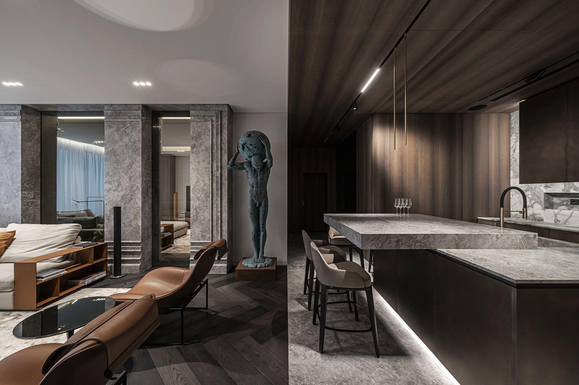 YODEZEEN-Colossus Apartment-Andrii Shurpenkov