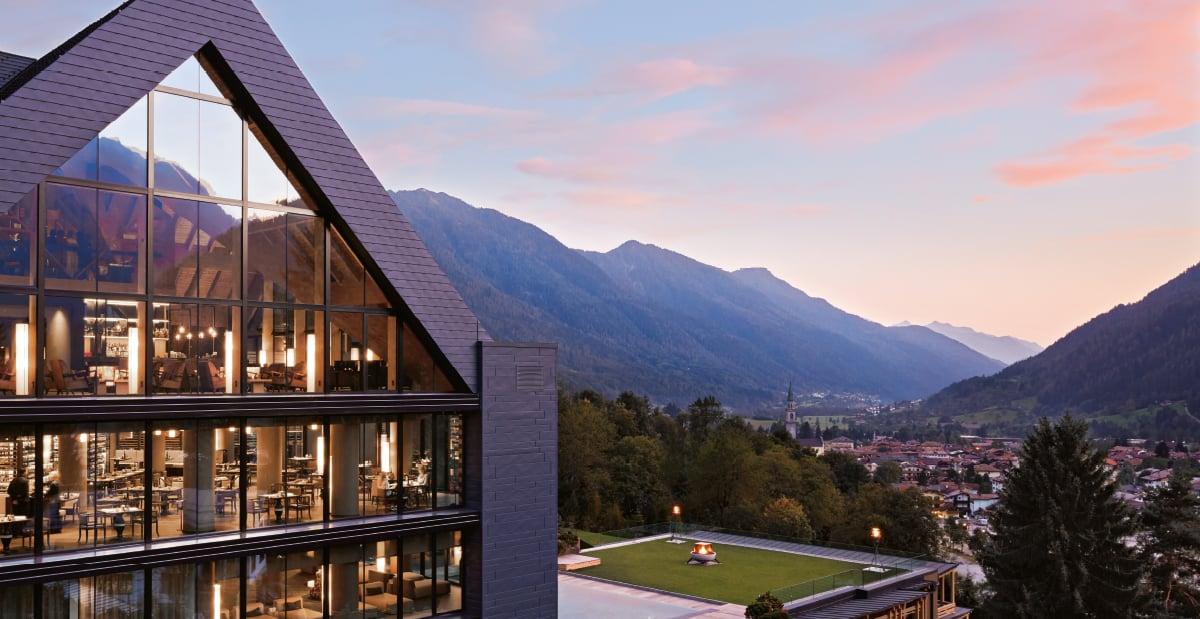Lefay Resort & SPA Dolomiti- Alberto Apostoli - Sharon Radisch
