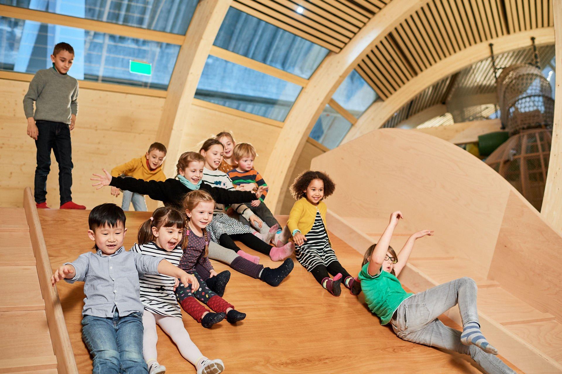 ANOHA Children's World - Olson Kundig - Yves Sucksdorff