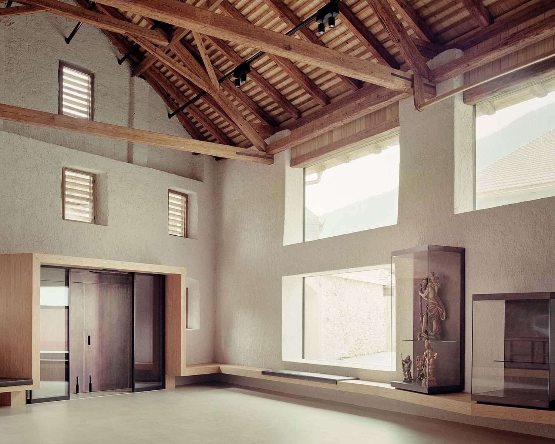 Ampliamento del Museo dell'Abbazia di Novacella – MoDusArchitects – photos by Simone Bossi