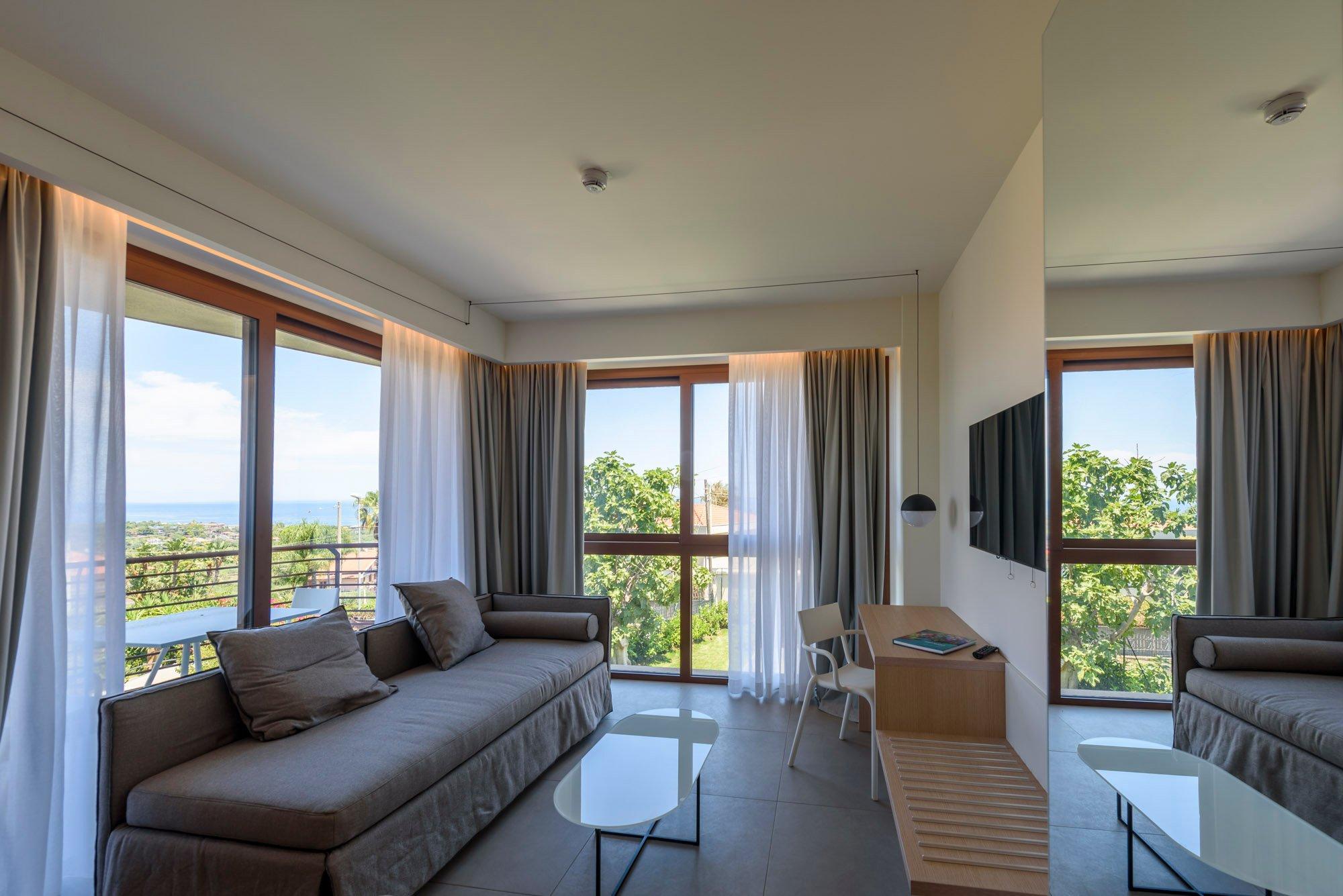 Hotel a Giarre – Scau Studio – photos by Moreno Maggi