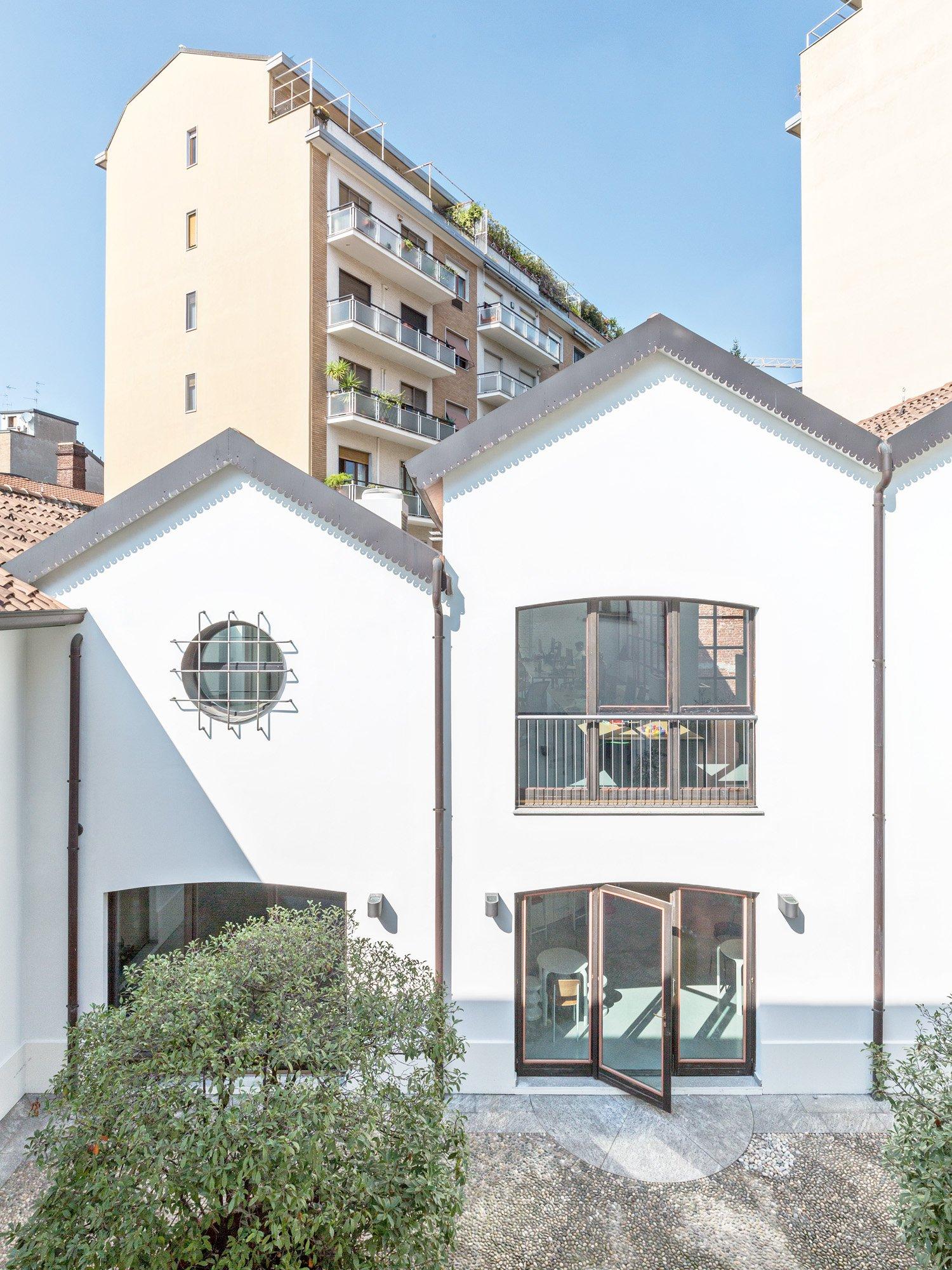 © Beppe Giardino, courtesy Balance Architettura La nuova sede di Satispay a Milano nasce dalla riconversione di un obsoleto edificio direzionale di 2.500 m2 negli uffici della start-up.