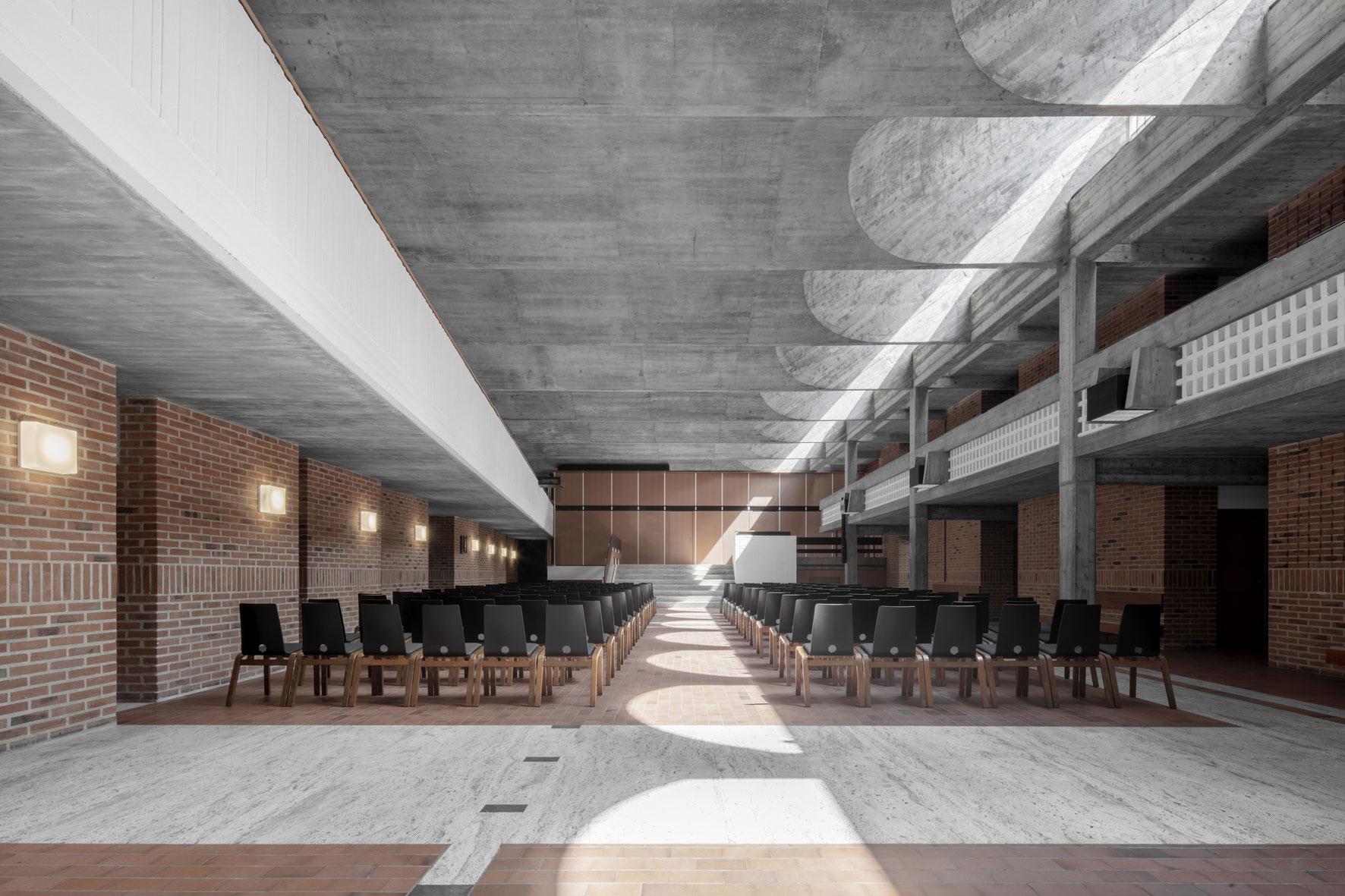 Cusanus Academy - MoDus Architects - © Gustav Willeit