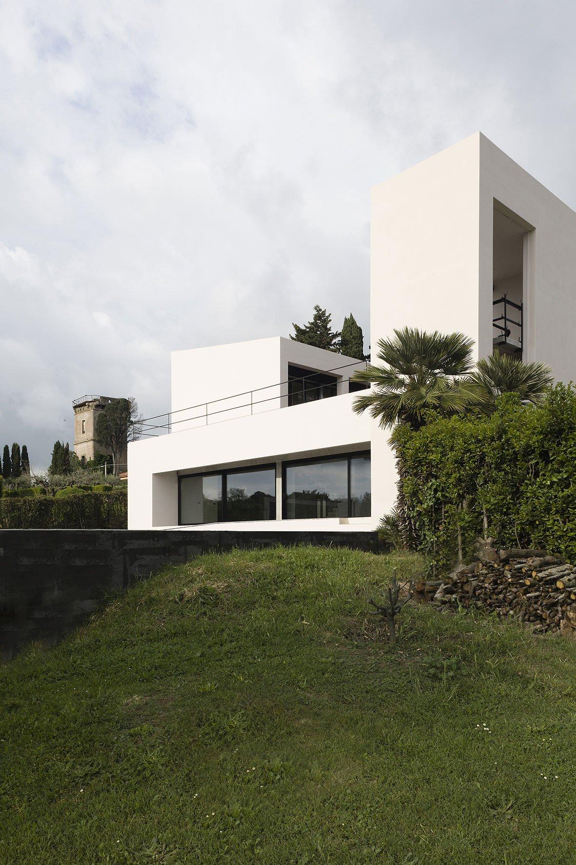 The Villa - Malfona Petrini Architettura - © Matteo Benedetti