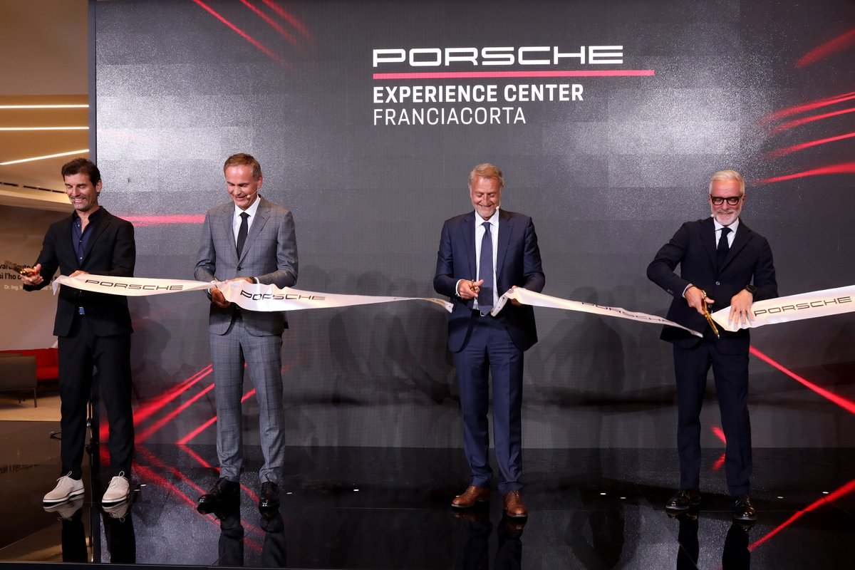 Porsche Experience Center Franciacorta – GBPA Architects – Getty Images