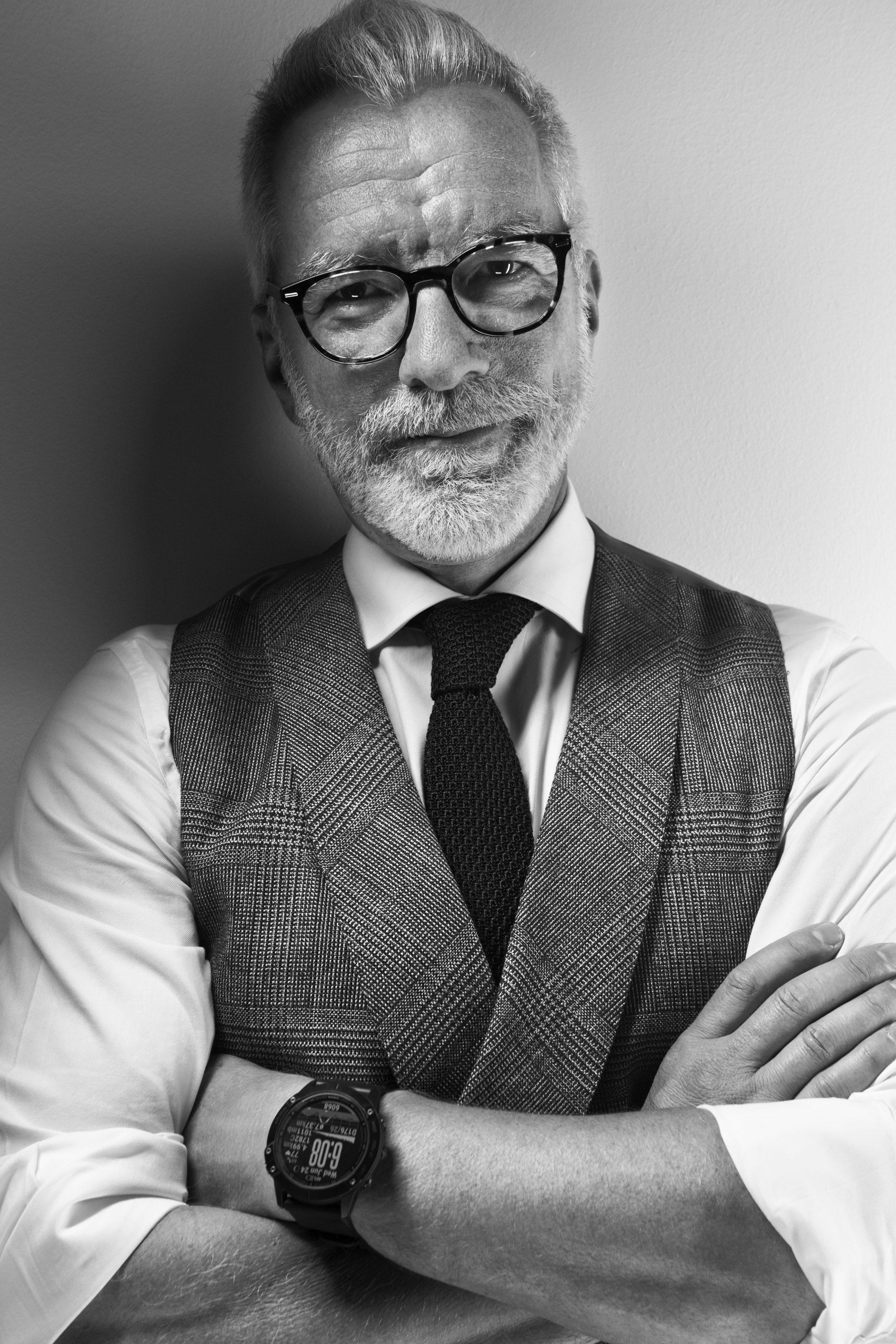 Pietro Innocenti, amministratore delegato di Porsche Italia – photo by Gianni Rizzotti