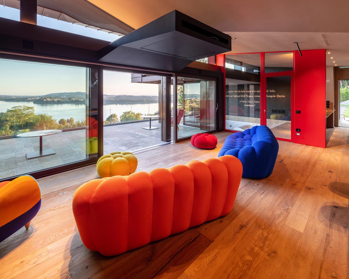 Casa sul Lago di Varese – Studio Castiglioni & Nardi Architetti Associati – Photos by Simone Simone