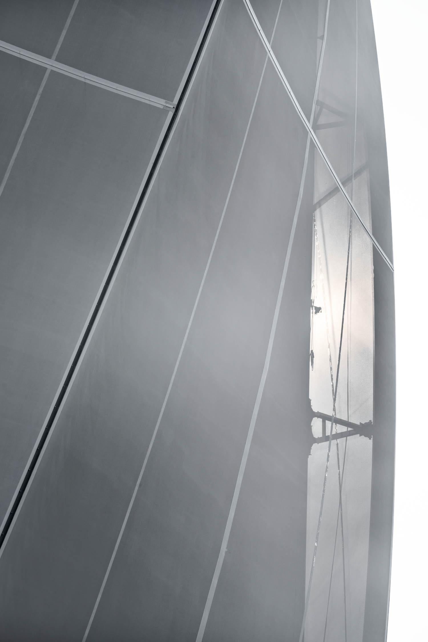Tutte le immagini courtesy Werner Sobek © Rainer Viertlböck ThyssenKrupp Test Tower, Rottweil, Germania, 2017, progettato con Helmut Jahn