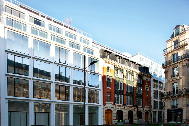 Immagini courtesy Simeon Cloud, complesso per uffici, PCA-STREAM Philippe Chiambaretta Architecte, Parigi, Francia