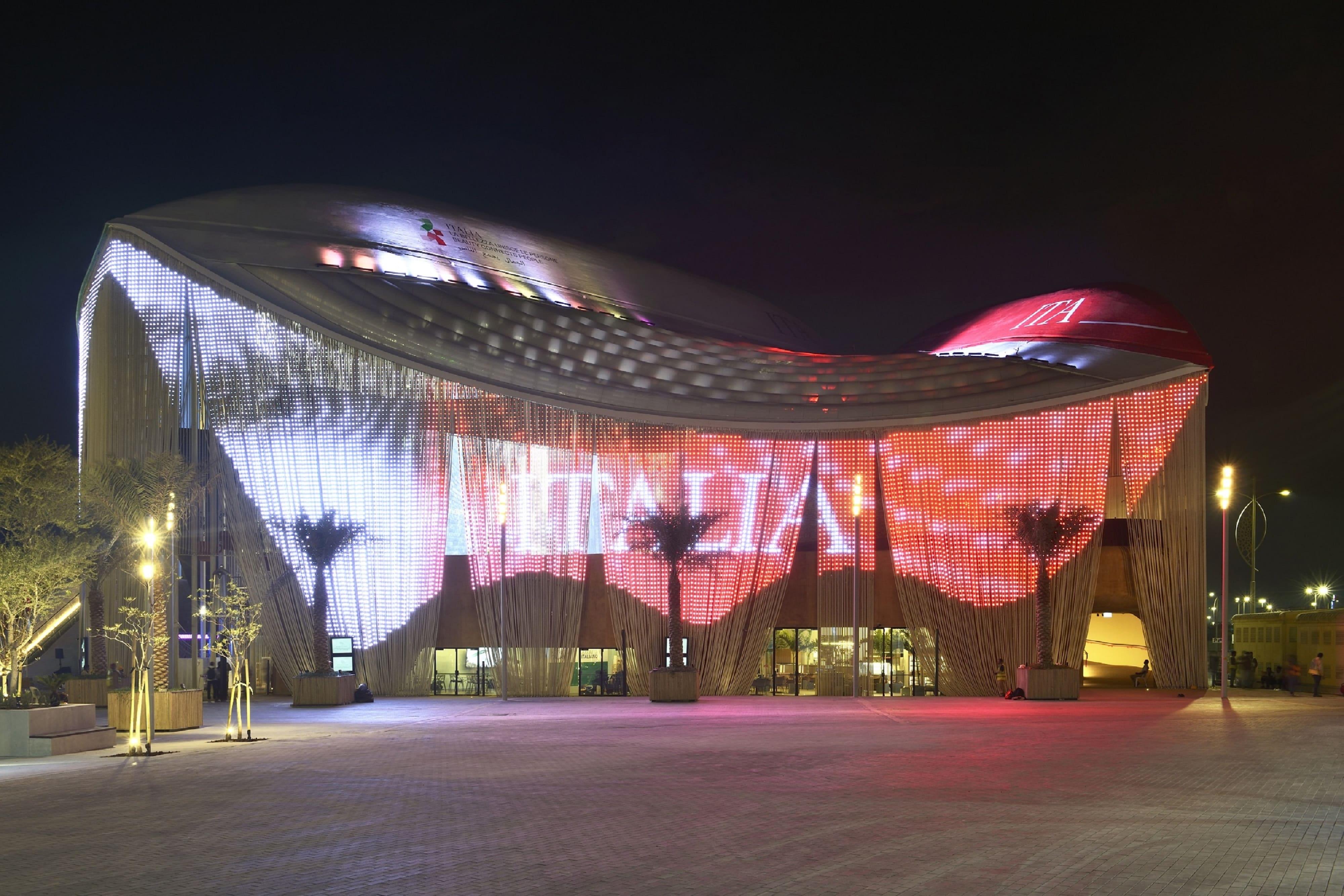 Padiglione Italia - Expo Dubai 2020 - credits Michele Nastasi