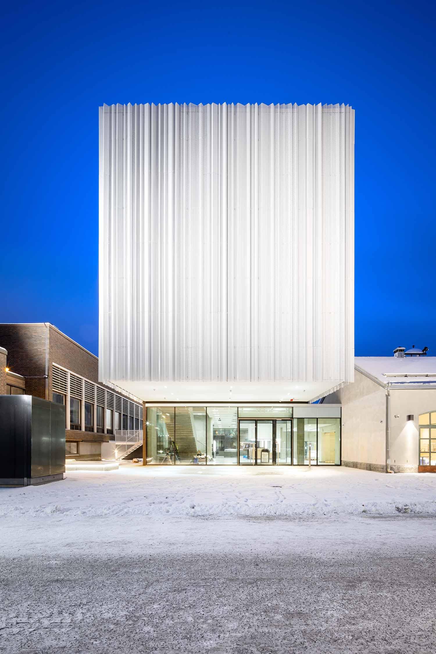 Kuopio Museum - photo by Marko Huttunen