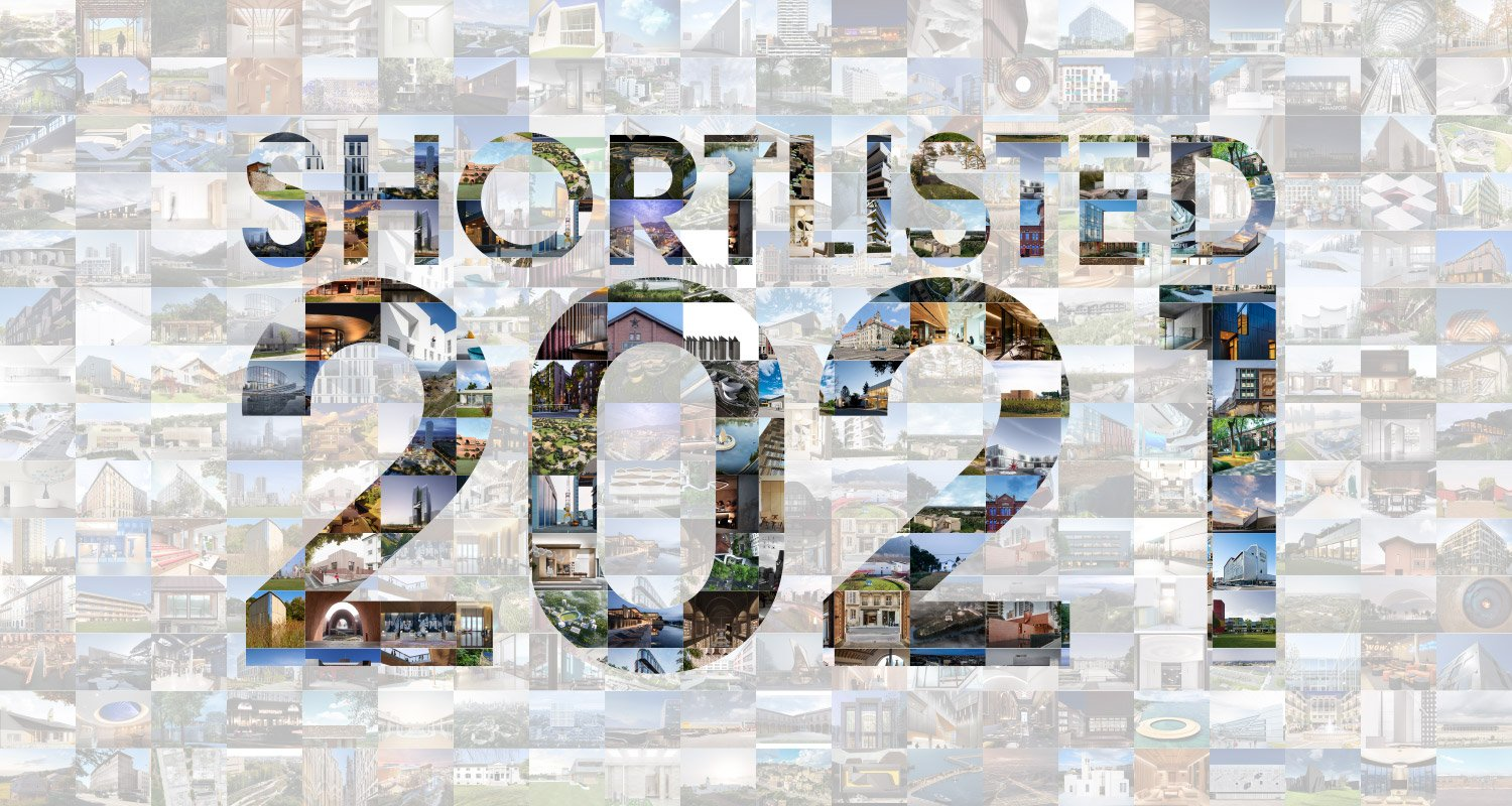 Online the shortlisted projects of The Plan Award 2021