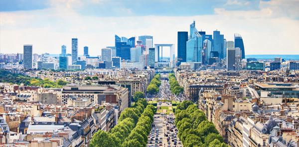 Parigi, città monocentrica e capitale: un'unica narrazione