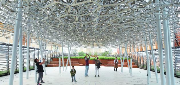 Expo 2015: Gran Bretagna migliore architettura di Expo
