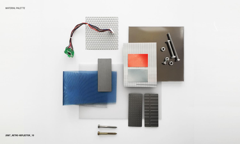 Material Palette Midori Hasuike